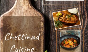 What is a Chettinad Cuisine and what you must try