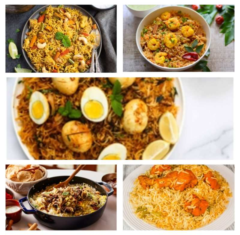 Tired of Rice? Here's 5 Types of Biryani You Can Try Instead