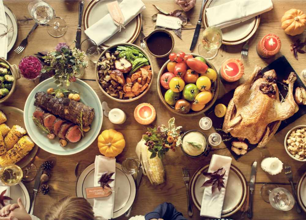 Top 4 Tips to plan your Thanksgiving event well
