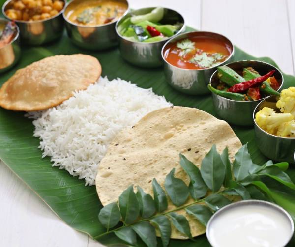 Why is South Indian Food healthy? Let's find out..